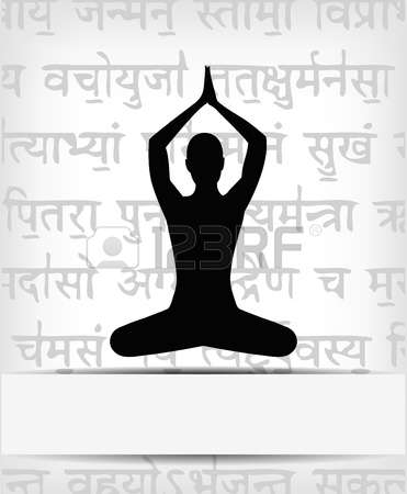 16,248 Meditation Silhouette Stock Vector Illustration And Royalty.