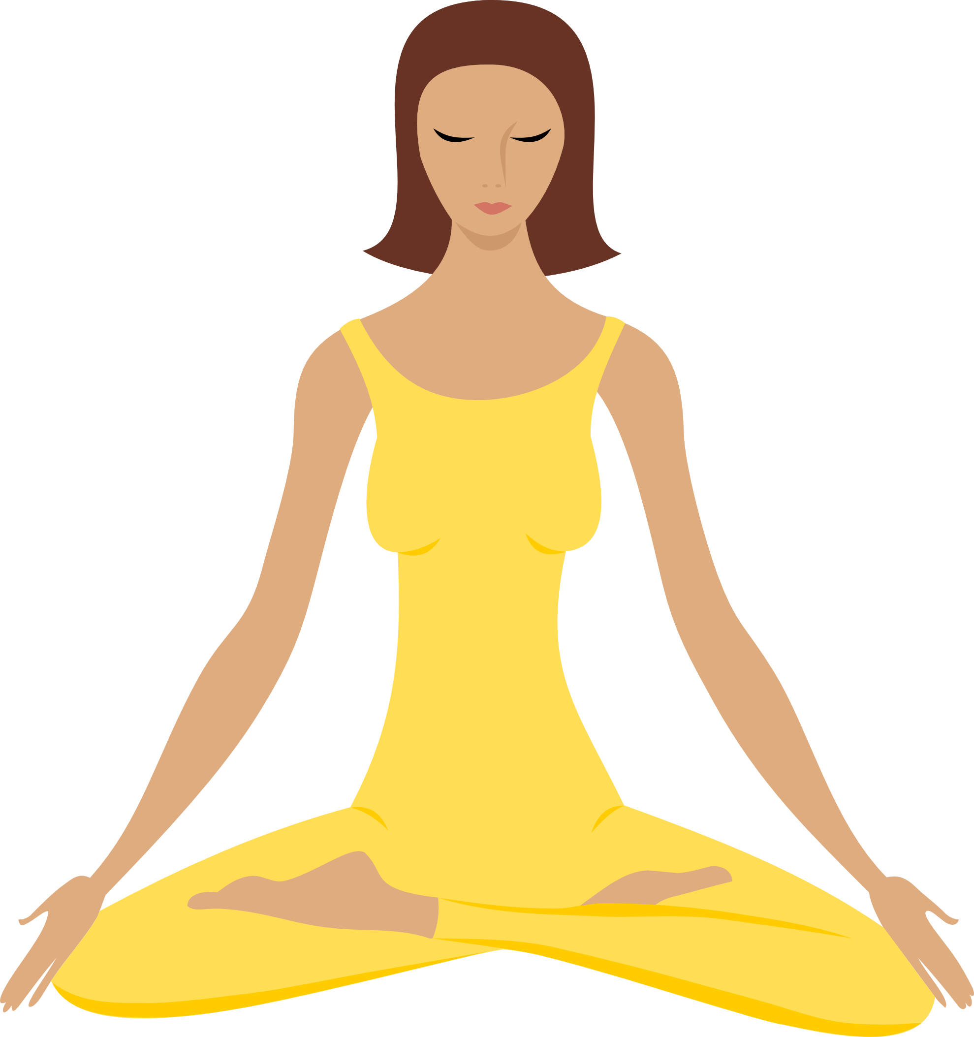 Free Meditation Cliparts, Download Free Clip Art, Free Clip.