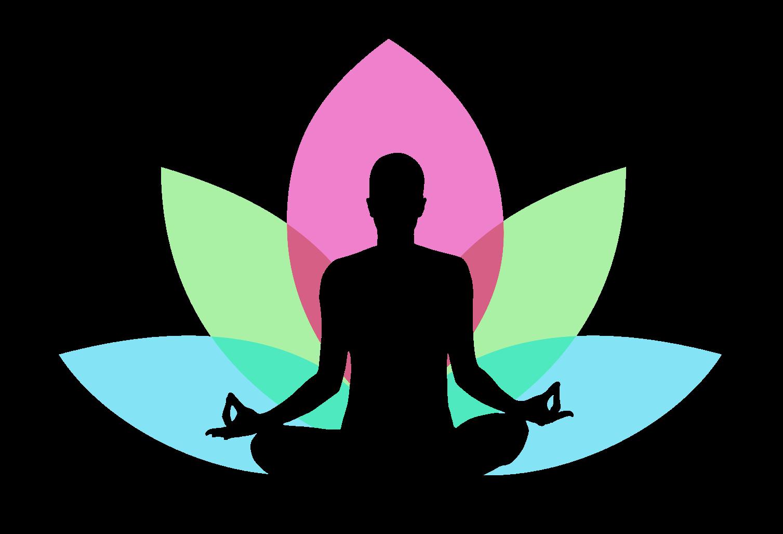 Meditation clipart logo, Meditation logo Transparent FREE.