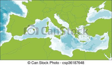 Mediterranean sea Vector Clipart EPS Images. 1,233 Mediterranean.