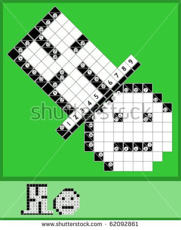Mister Cross Sums (Kakuro), Two Games. Easy And Medium Difficulty.