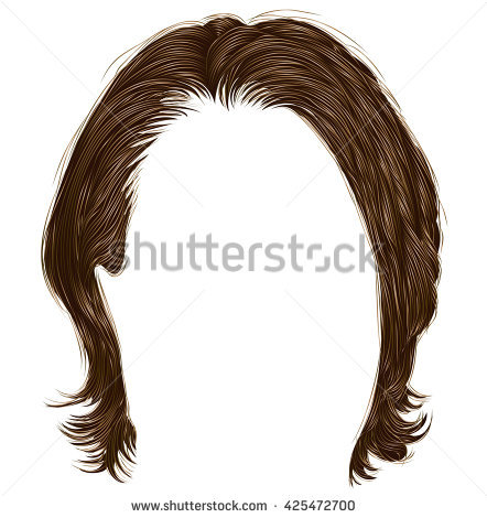 Long Hair Man Stock Images, Royalty.