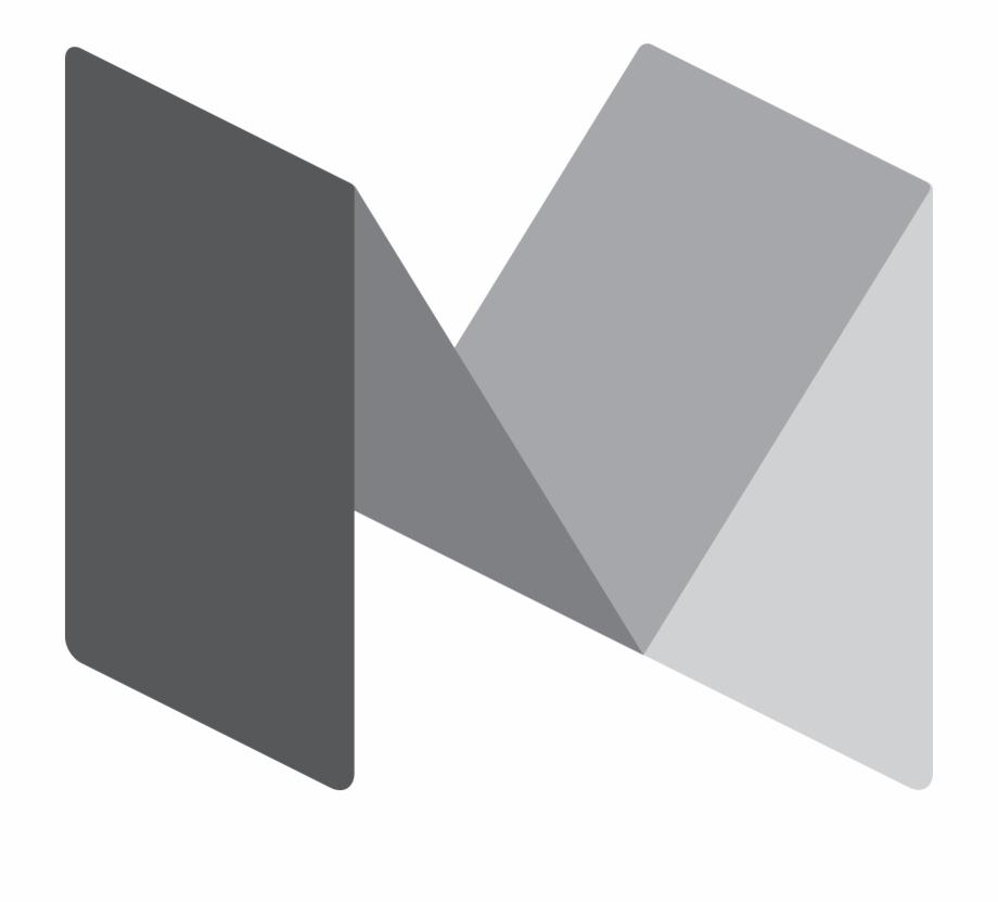 Medium M Logo Png Transparent Medium Logo White.