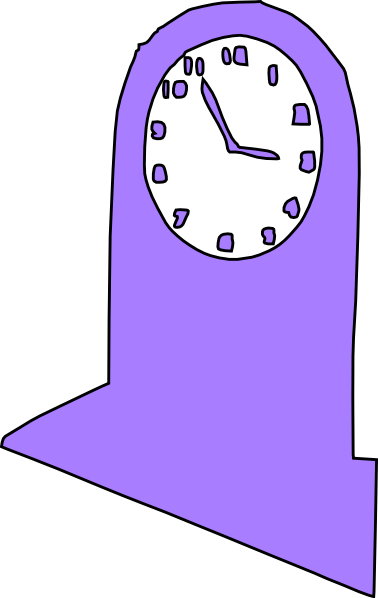 Big Clock Time Clip Art at Clker.com.
