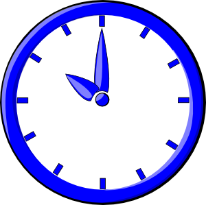 Clock12 clip art Free Vector / 4Vector.