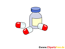 Clipart medizin 1 » Clipart Station.