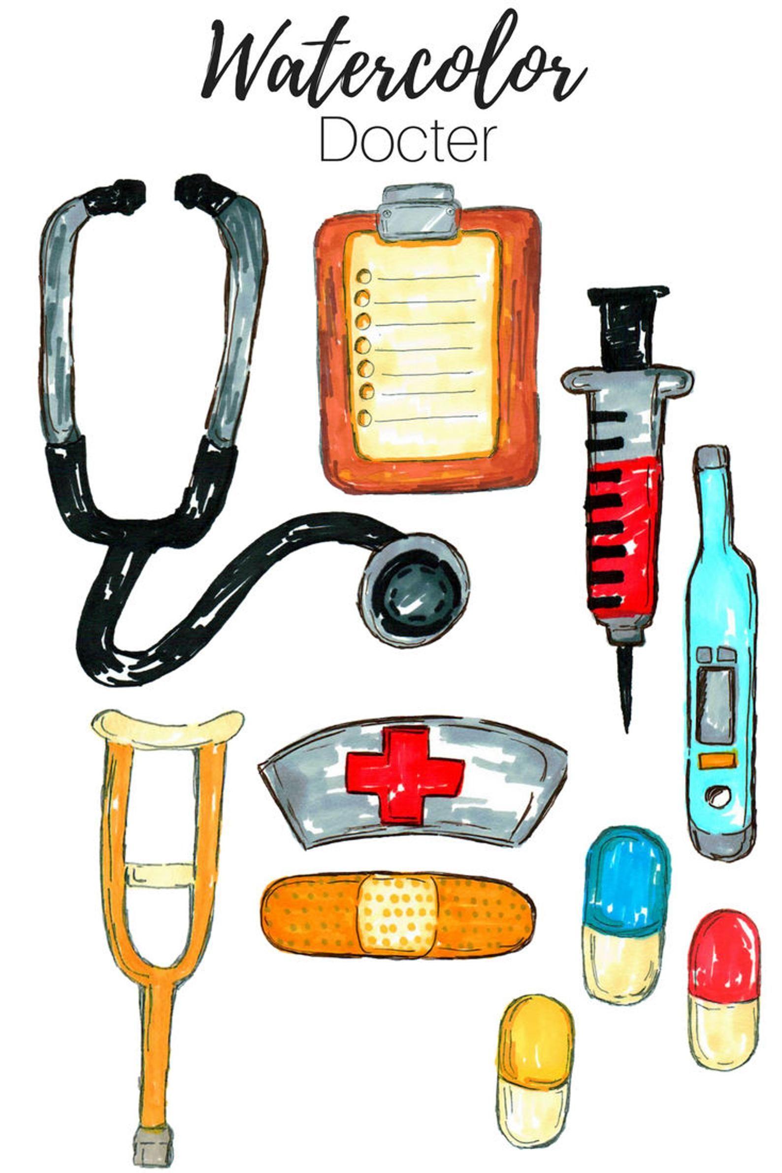 Doctor Clip Art Medical Clip Art Career Clip Art.