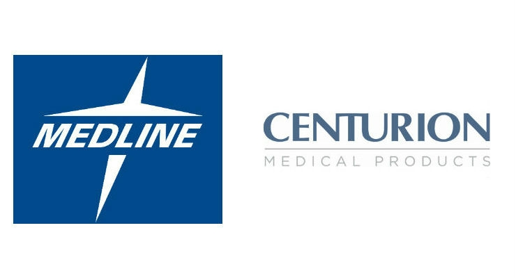 Medline To Acquire Centurion Medical Products.