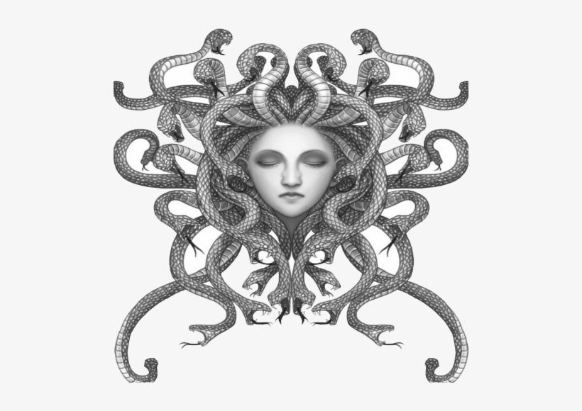 Medusa Head Png ,HD PNG . (+) Pictures.