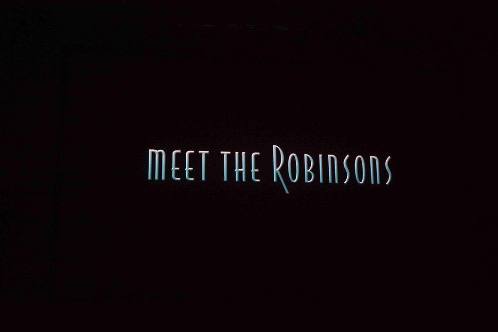 Inspiring Movie festival Meet the Robinsons.