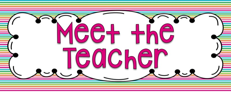 Meet With Teacher Clipart.