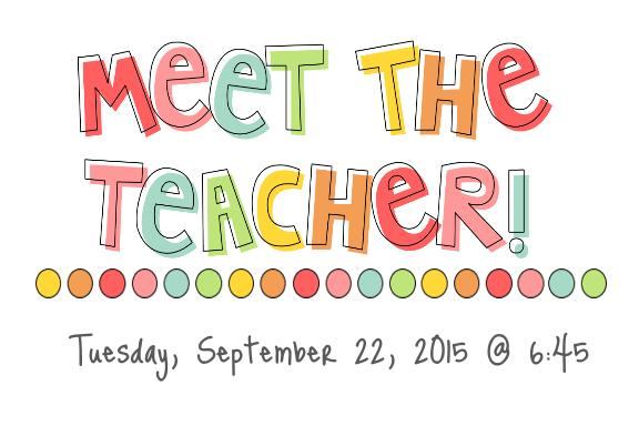 Meet The Teacher Clipart (108+ images in Collection) Page 1.