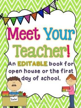 meet your teacher clipart 20 free Cliparts | Download images