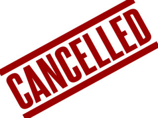 Meeting Canceled Png & Free Meeting Canceled.png Transparent.