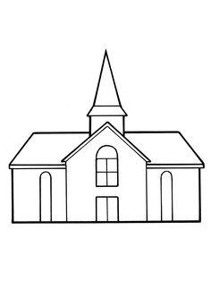 Clipart lds church.