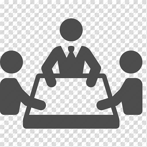 Group of working persons logo, Computer Icons Convention.
