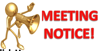 Free Meeting Notice Cliparts, Download Free Clip Art, Free.
