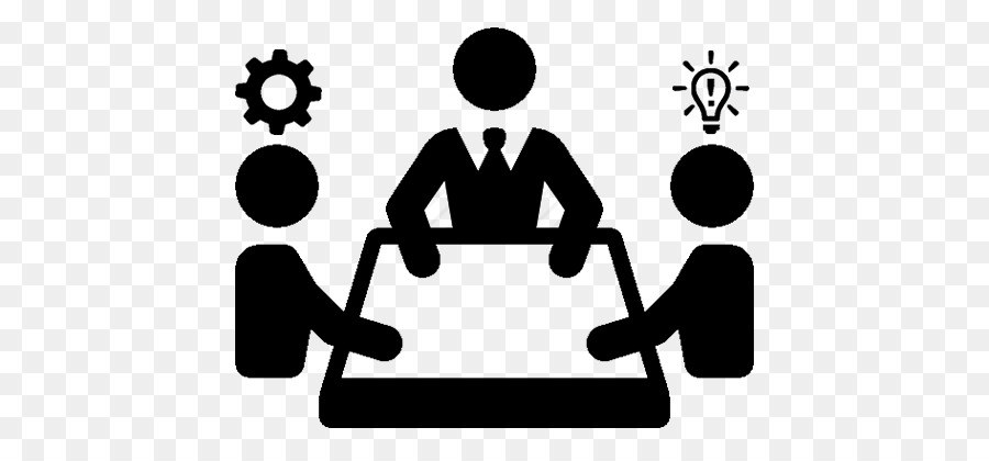 Business Meeting People clipart.