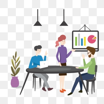 Business Meeting PNG Images.