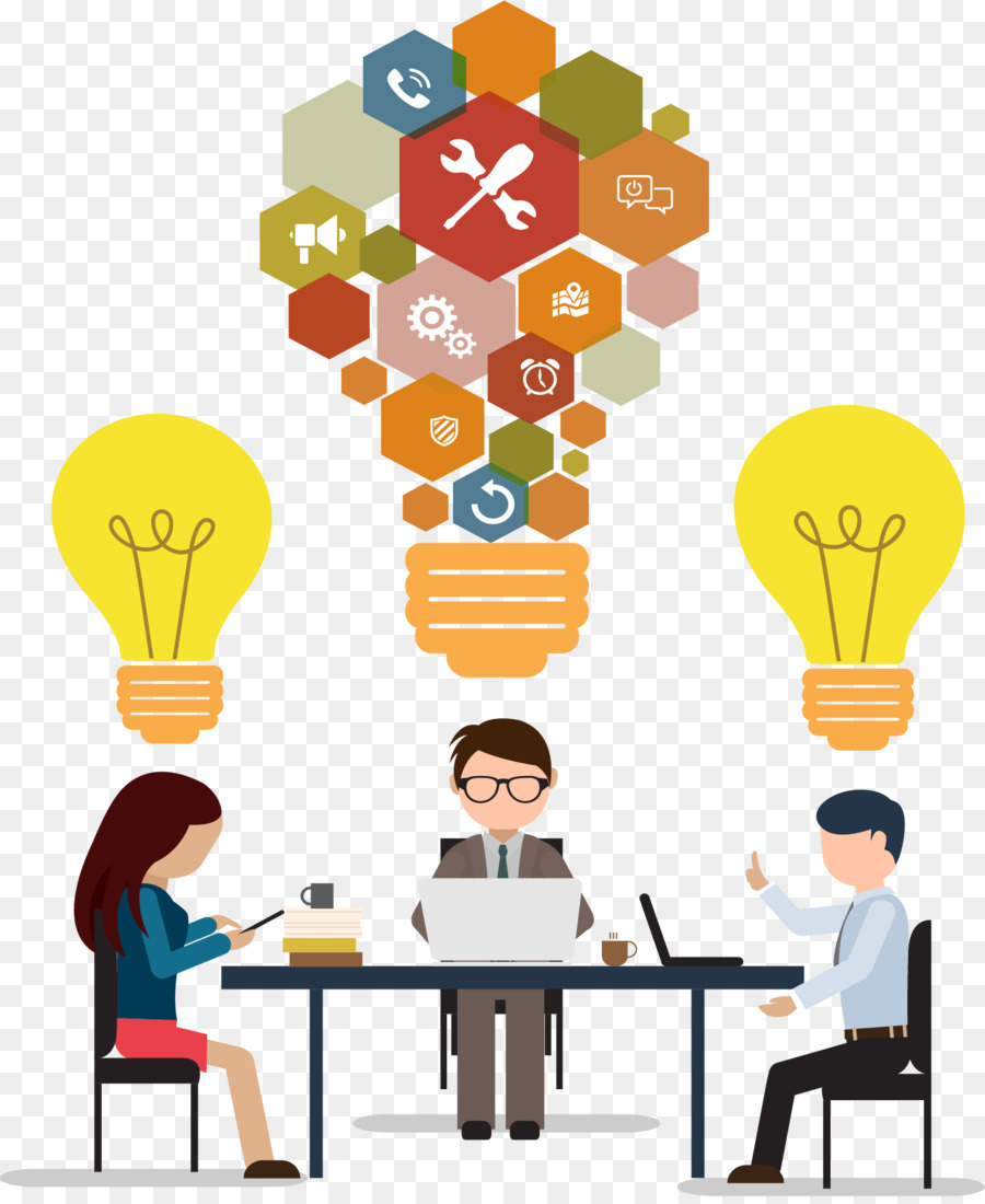 Background Meeting png download.