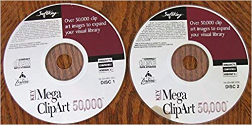 Amazon.com: Key Mega Clip Art 50,000: Books.