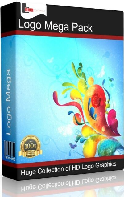 Logo Clipart Mega Collection DVD.