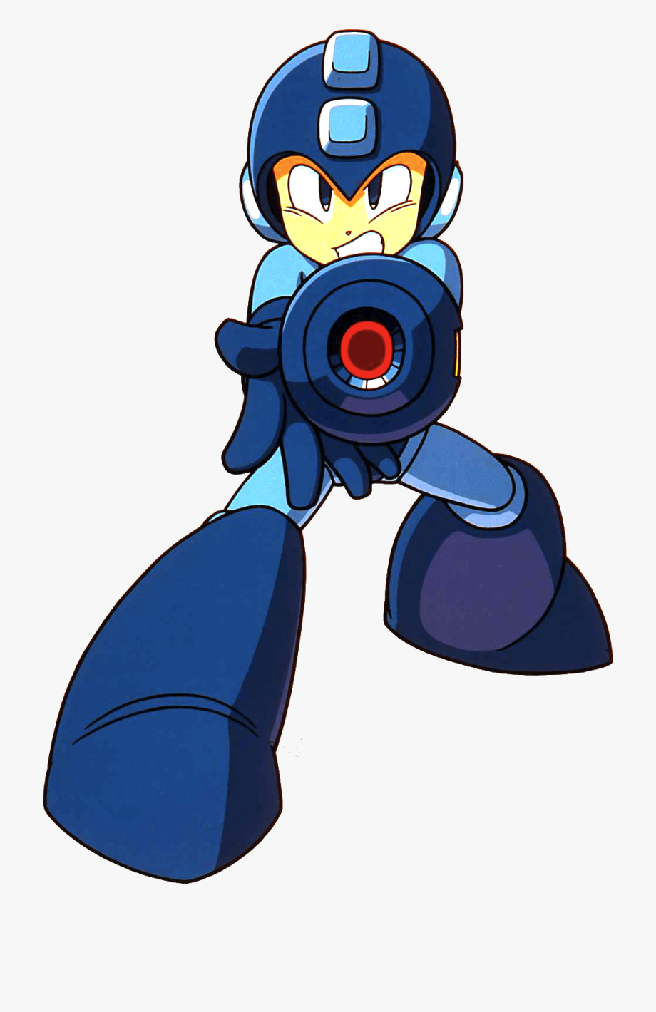 Megaman Clipart.