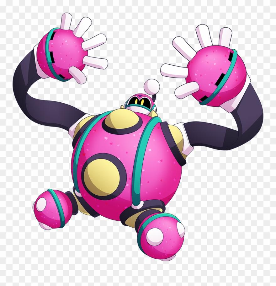 Bounce Man.