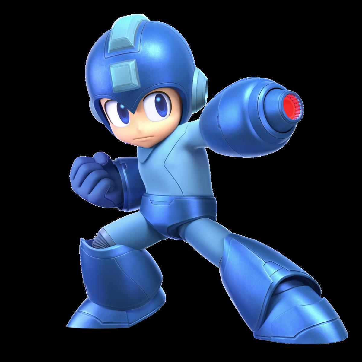 Mega Man (SSBU).