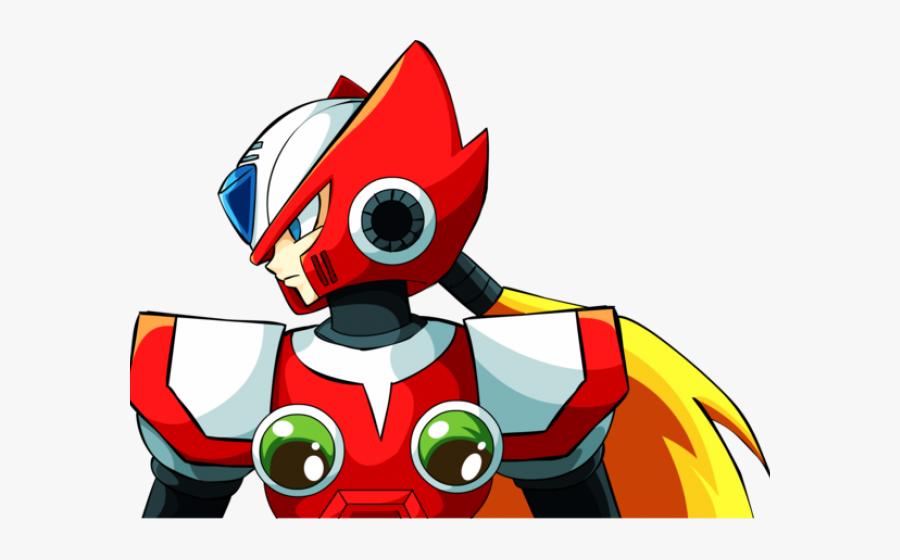 Megaman Clipart Zero.