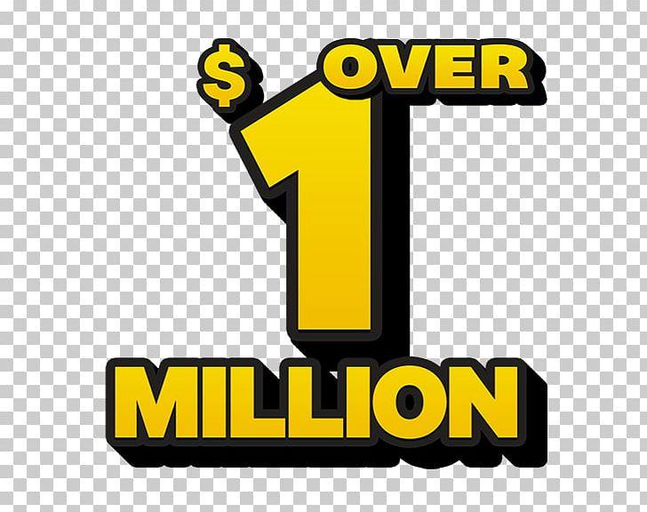 Logo Lottery Brand Yellow Mega Millions PNG, Clipart, 21.