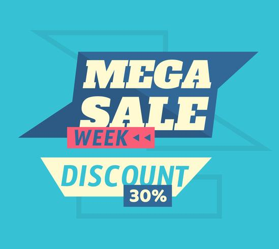 Mega Sale Week.