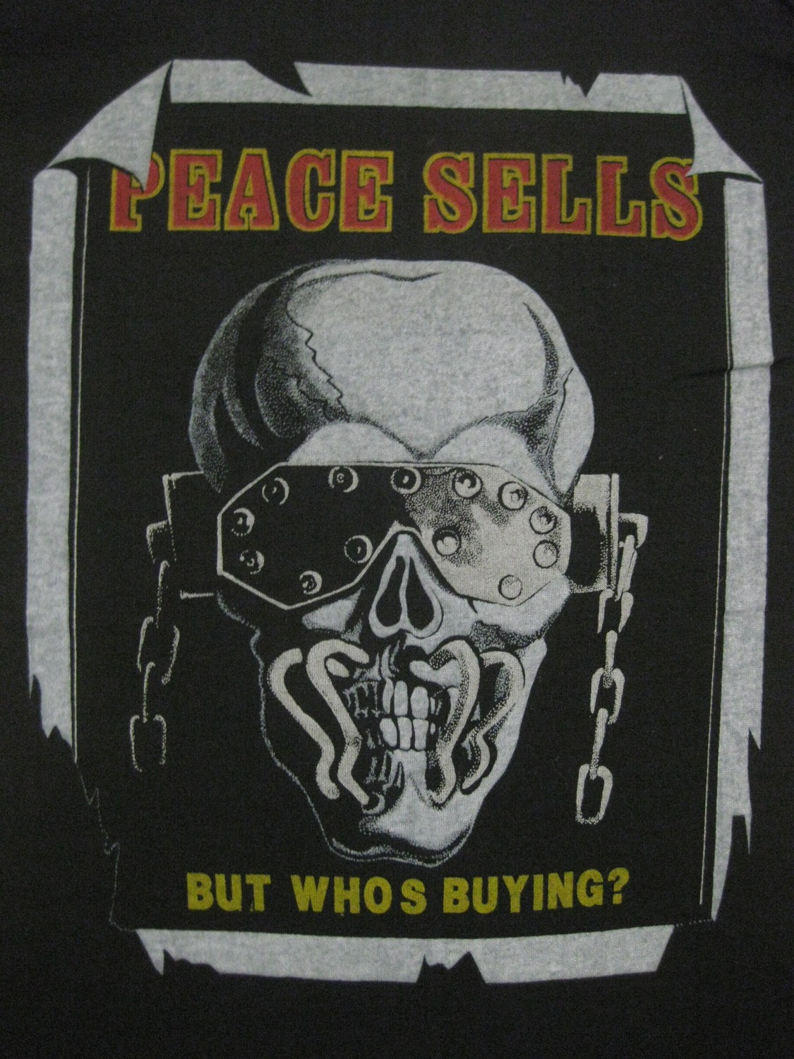 Peace Sells Clipart.