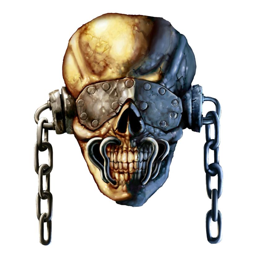 Megadeth PNG File.