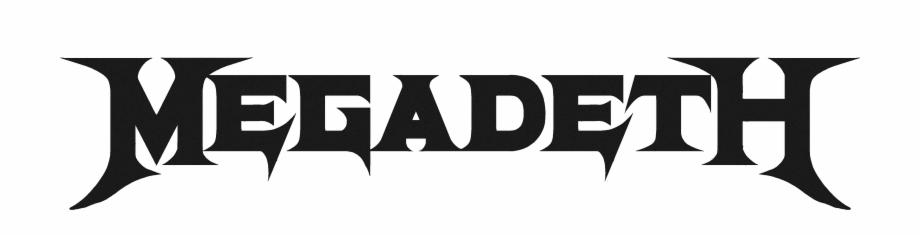Megadeth Logo Png {#2815528}.