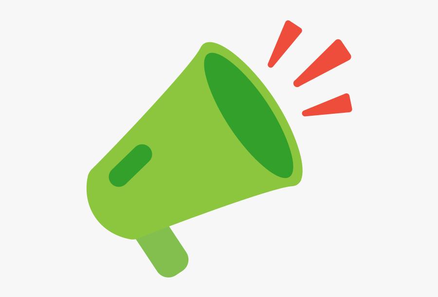Megafono Emoji Png , Free Transparent Clipart.
