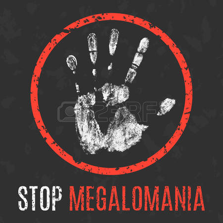 Megalomania Stock Photos & Pictures. Royalty Free Megalomania.