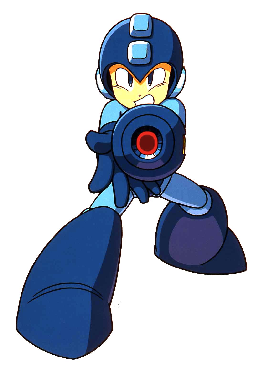 Download Megaman Clipart HQ PNG Image.