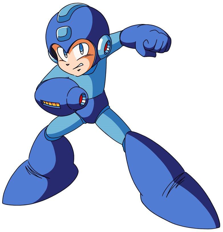Megaman Clipart capcom 9.