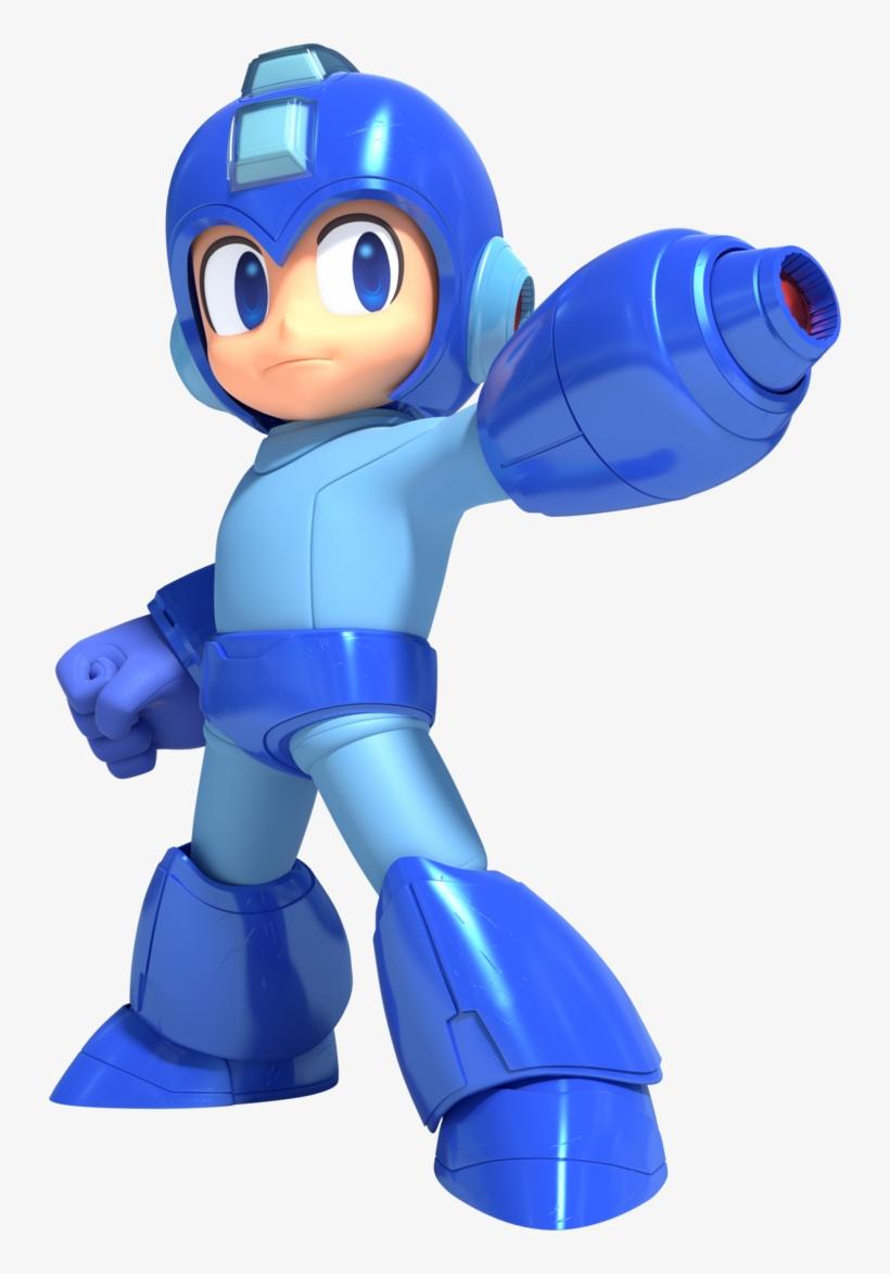 Megaman Clipart Mega Man.