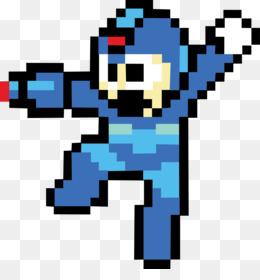 Megaman Sprite PNG and Megaman Sprite Transparent Clipart.