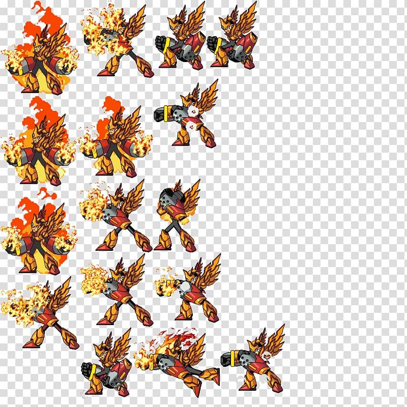 Mega Man ZX Mega Man X Rockman Xover Mega Man Zero, sprite.