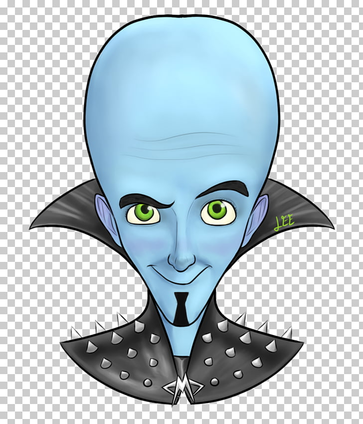 Drawing Fan art Film, Megamind PNG clipart.