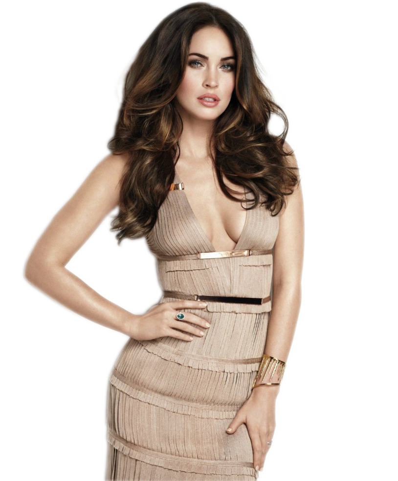 Megan Fox Clipart Download.