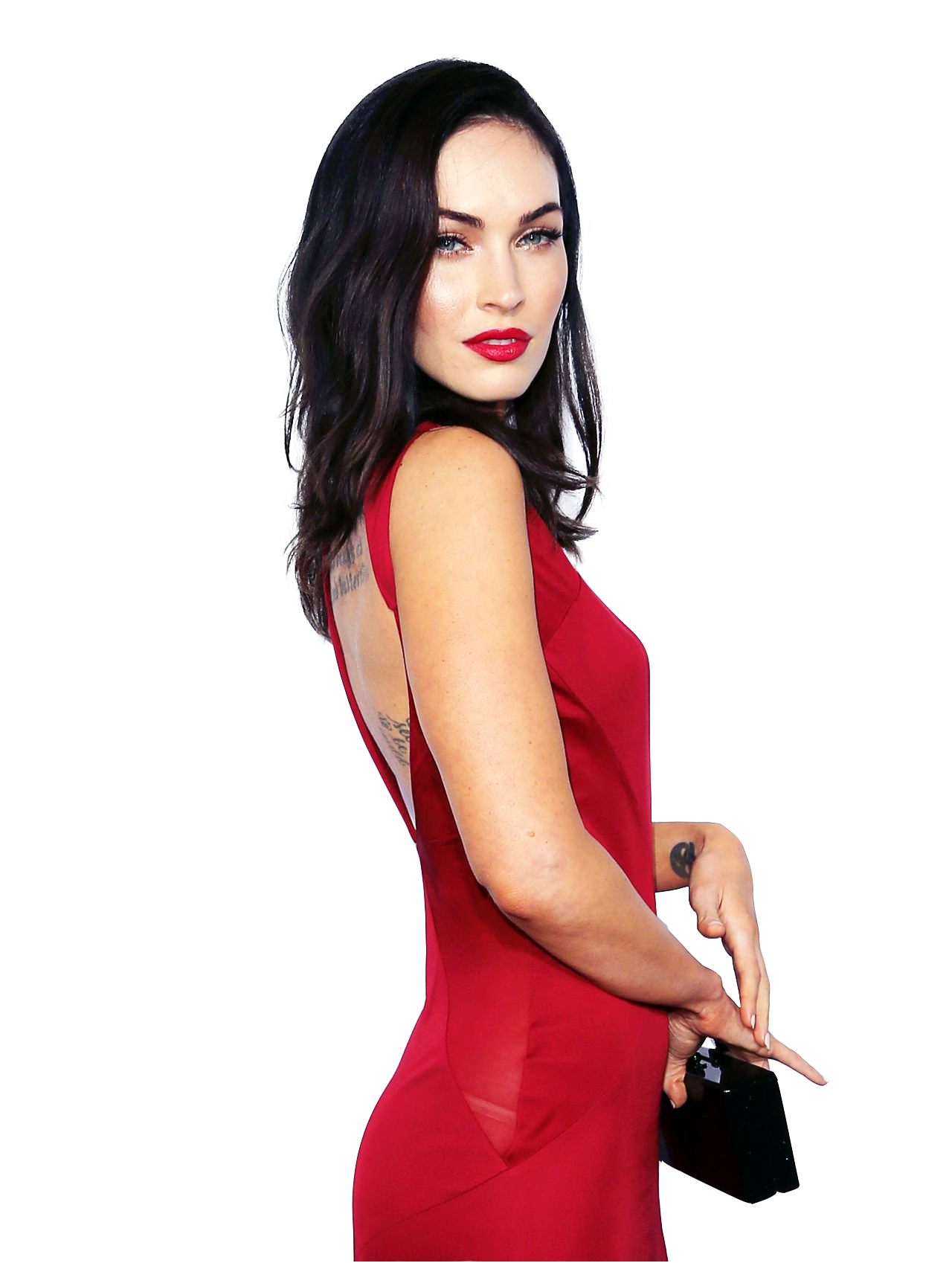Megan Fox PNG HD.