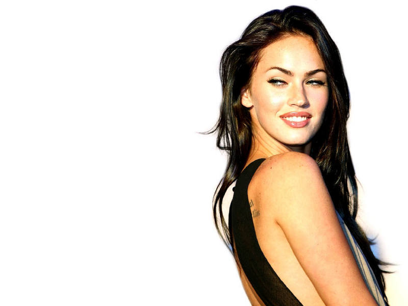 Megan Fox Clipart.