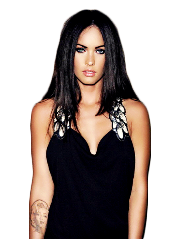 Hd Clipart Megan Fox.