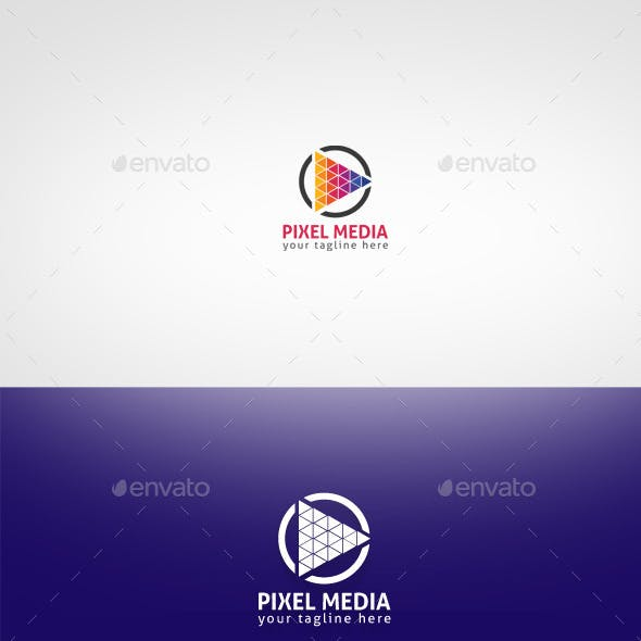 Megapixel Logo Templates from GraphicRiver.