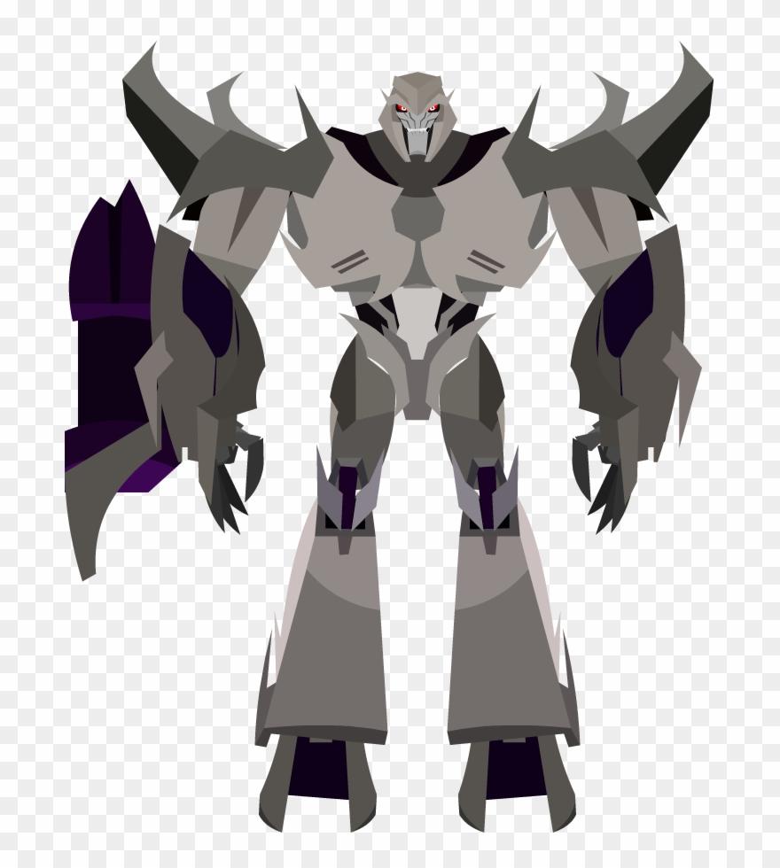 Free Download Megatron De Transformers Prime Clipart.