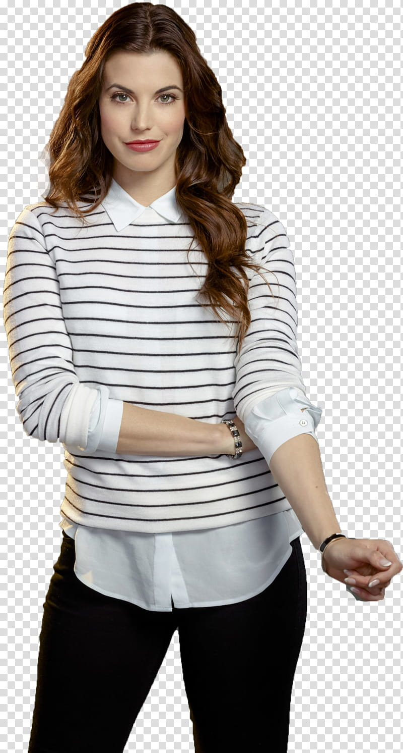 Meghan Ory transparent background PNG clipart.